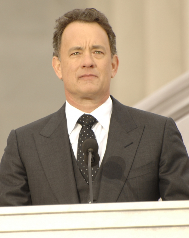Tom Hanks Dating