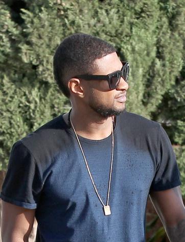 Usher Dating