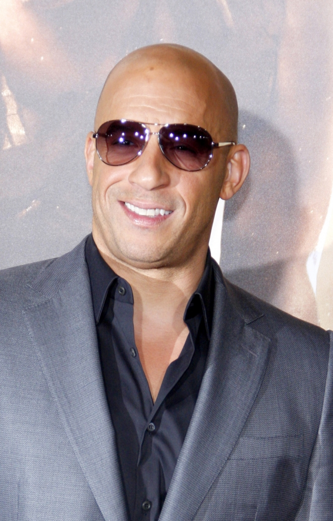 Vin Diesel Dating