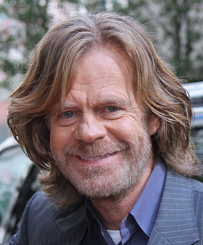 William H. Macy Dating