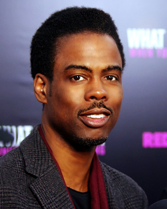 Chris Rock Dating