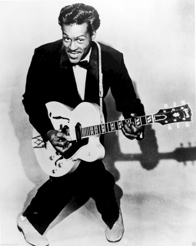 Chuck Berry Dating
