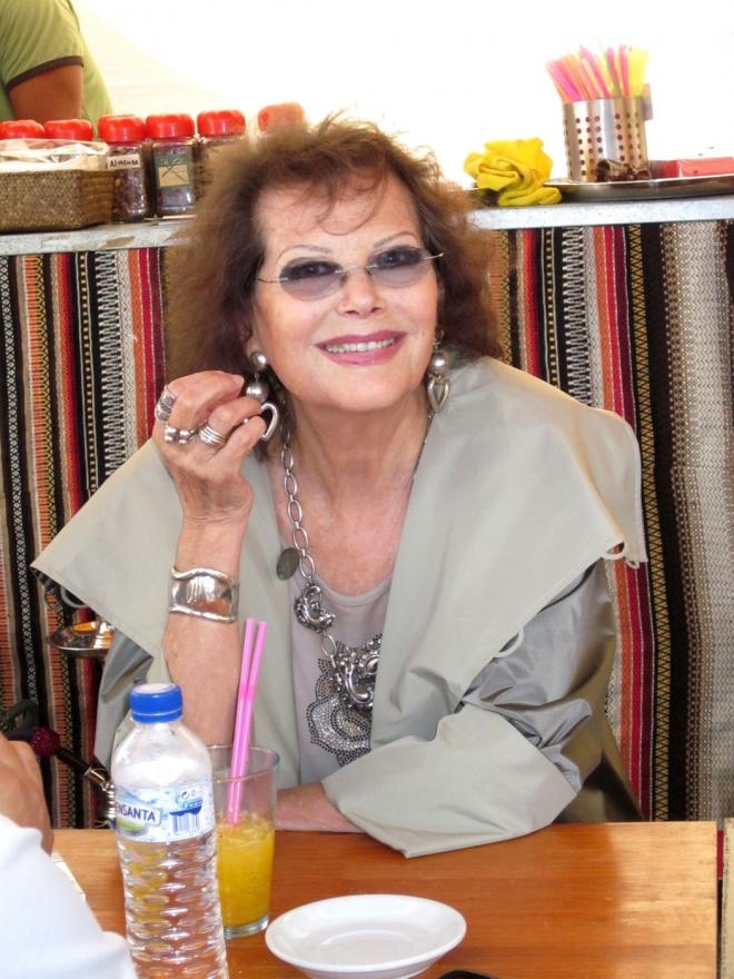 Claudia Cardinale Dating