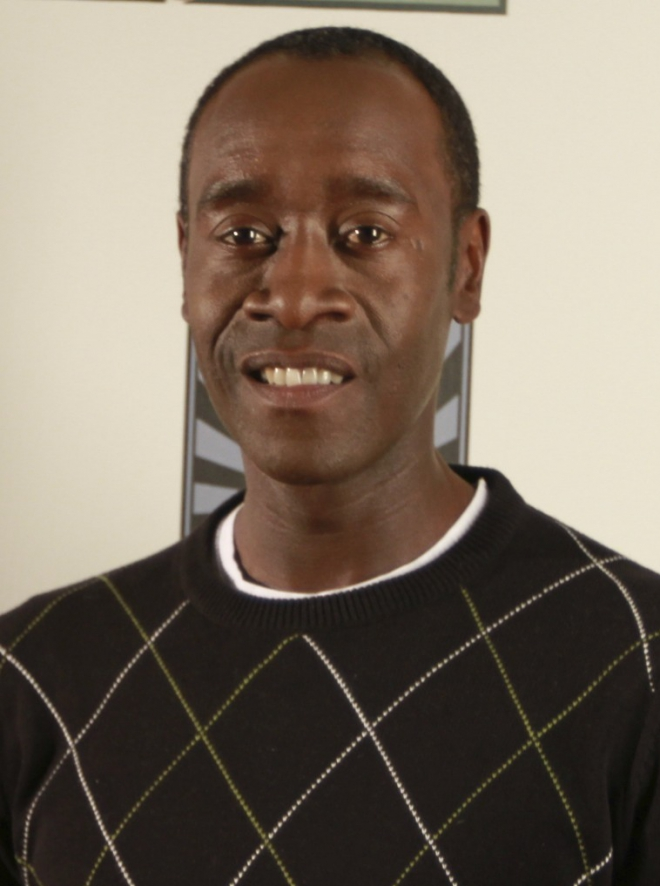 Don Cheadle Dating