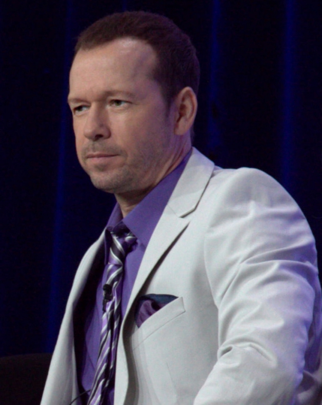 Donnie Wahlberg Dating