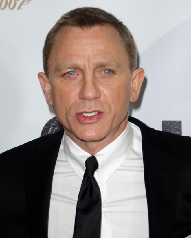 Daniel Craig Dating