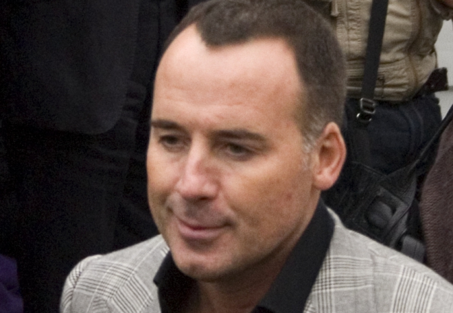 David Furnish Dating