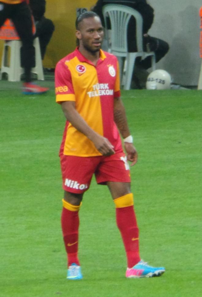 Didier Drogba Dating