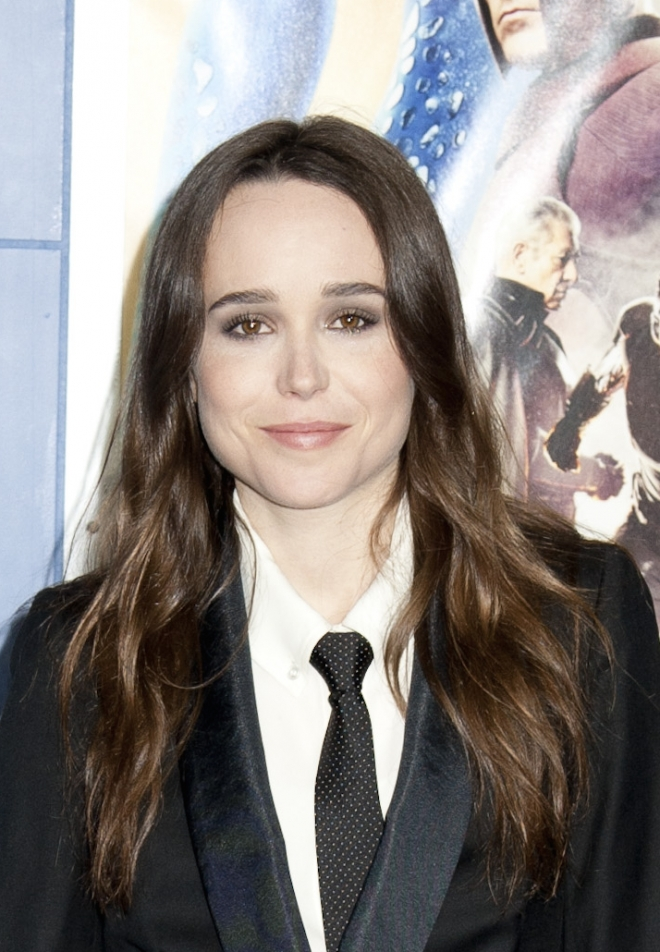 Ellen Page Dating