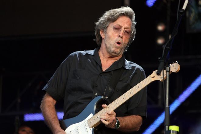 Eric Clapton Dating