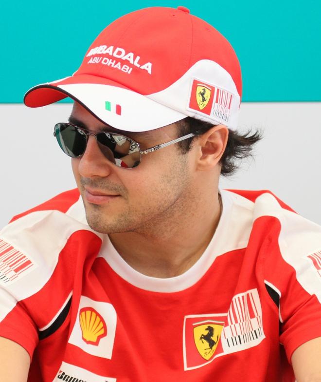 Felipe Massa Dating