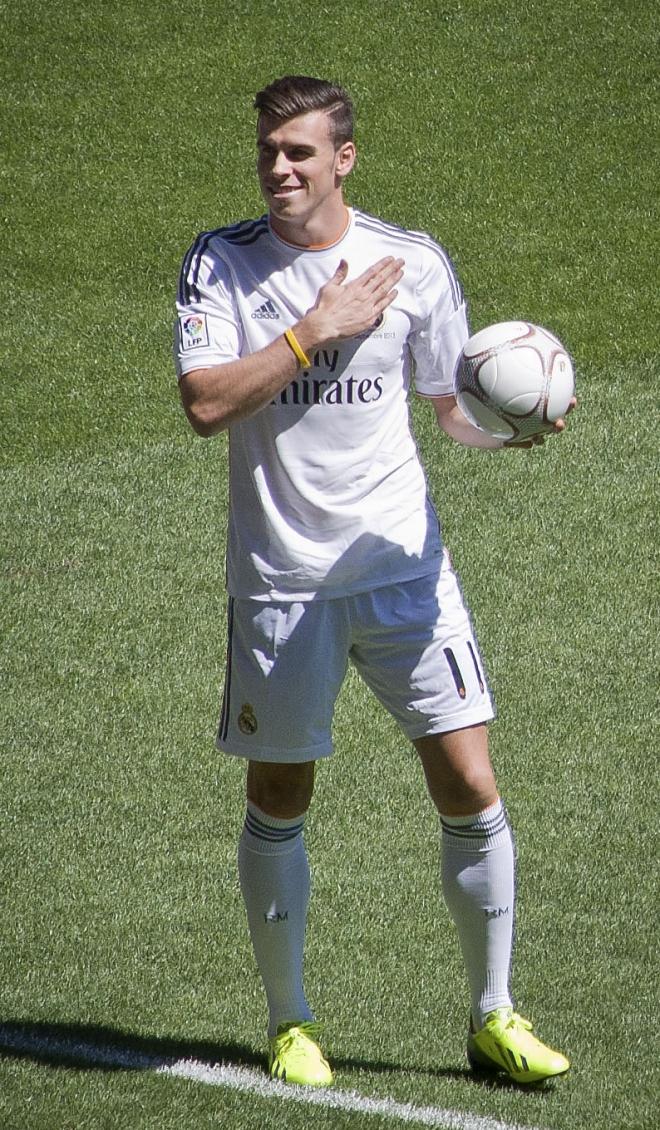 Gareth Bale Dating
