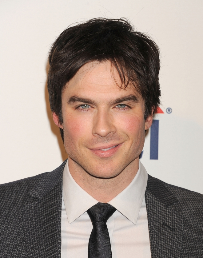 Ian Somerhalder Dating