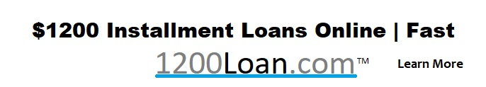 1200 Loan - Get a Loan Today