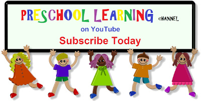 A New YouTube Channel for PreSchool Learning